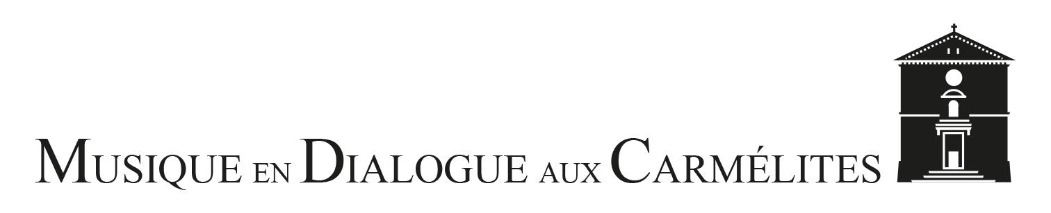 Logo Musique en Dialogue aux Carmélites